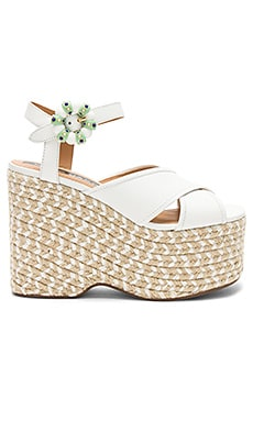 Rowan Espadrille Wedge Marc Jacobs $395