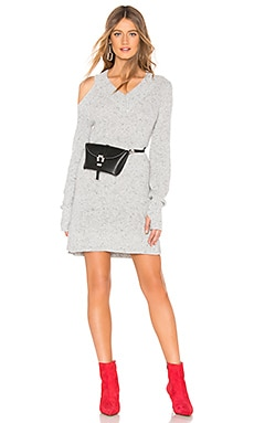 Cut Out Sweater Dress Marled x Olivia Culpo $36 (FINAL SALE)