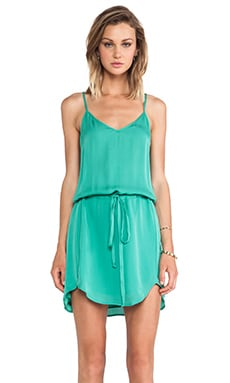 Mason by Mason by Michelle Mason Cami Dress in Jade