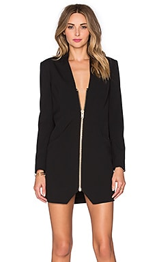 Mason by Michelle Mason Dress Jacket in Black