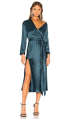 Asymmetrical Dress Michelle Mason $596