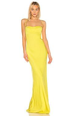 c2d4b8ce995c5 Bustier Gown Michelle Mason $908 ...