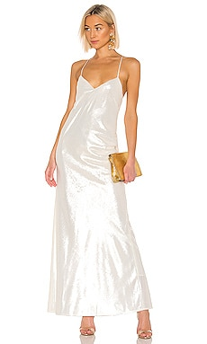 Bias Gown Michelle Mason $270