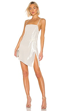 Mini Shift Dress Michelle Mason $371