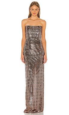 Corset Gown Michelle Mason $989
