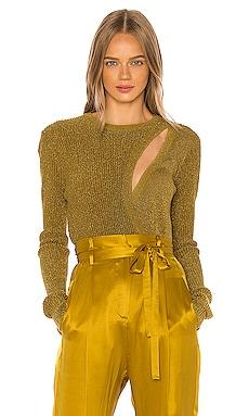 Asymmetrical Layered Sweater Michelle Mason $210