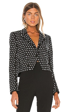 Crystal Jacket Michelle Mason $989