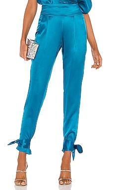 Tie Pant Michelle Mason $495