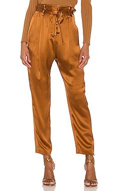 X REVOLVE Paperbag Cropped Trouser Michelle Mason $208