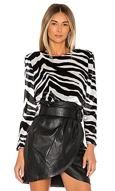 Long Sleeve Top Michelle Mason $391