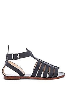 Luna Sandal in black