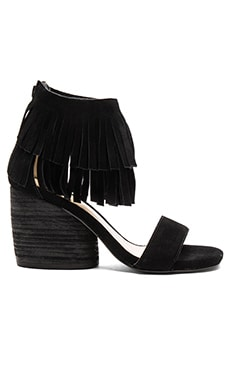 Desiree Sandal en Noir