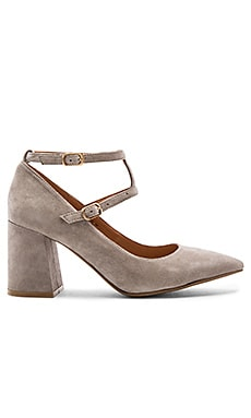 Skye Heels en Light Taupe