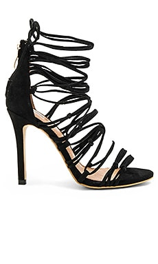 Lapsley Heels in Black