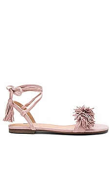 Delilah Sandal in Blush