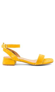 Raquela Sandal in Lemon