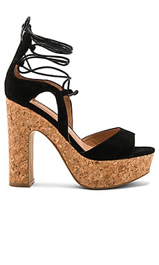 Alyce Heel in Black