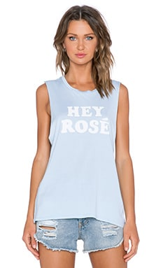 MATE the Label Hey Rose Tank in Blue