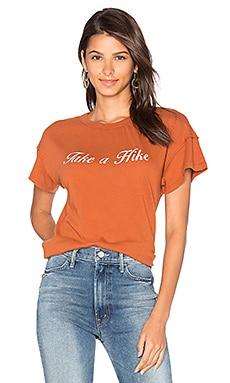 TAKE A HIKE Tシャツ