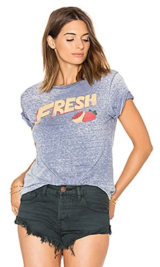 Beau Crew Fresh Tee in Indigo