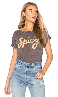 T-SHIRT RAS DE COU SPICY