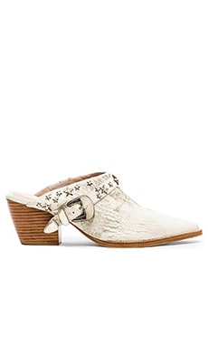 X KATE BOSWORTH JUDITH STAR STUDDED MULE