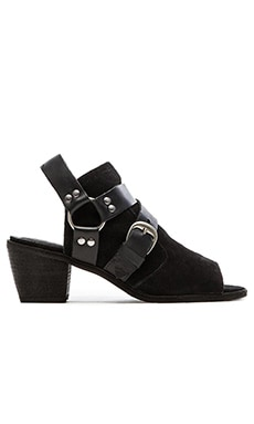 Matisse Rafael Heeled Bootie in Black