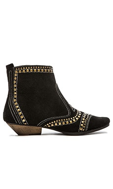 Matisse Sultan Bootie in Black