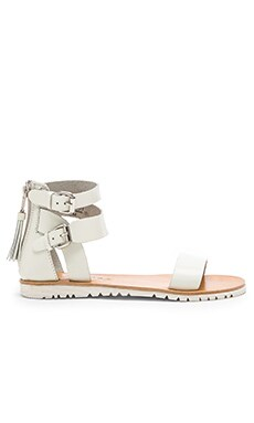 Matisse Stance Sandal in White