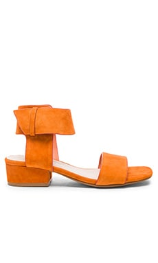 Chantal Sandal en Orange