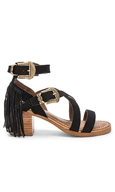 Titus Sandal in Black