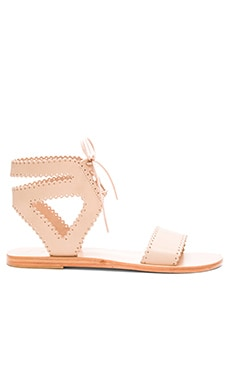 Natasha Sandal in Natural