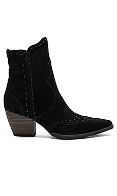 Parker Booties in Black
