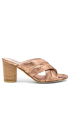 Shine On Heel in Rose Gold