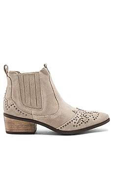 Backstage Booties in Taupe