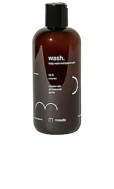 Wash Bubble Bath & Body Wash maude $25