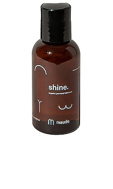 Travel Shine Organic Lubricant maude $10 (FINAL SALE)