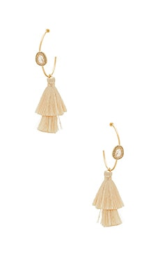 Pesaro Hoop Earrings