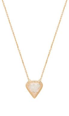 Фото - Ожерелье lyra - Melanie Auld цвет металлический золотой
