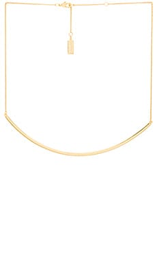 Melanie Auld Bar Collar in Gold
