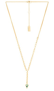 COLLIER MULTI CIRCLE LARIAT
