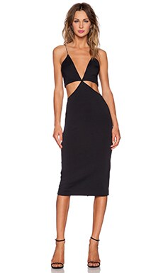 Maurie & Eve Equinox Dress in Black