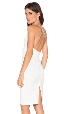 Aquila Dress in White