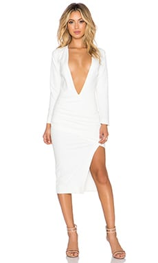 Maurie & Eve Ella Dress in White