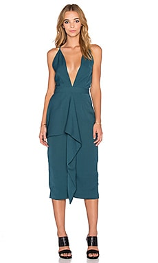 Maurie & Eve Reid Dress in Teal
