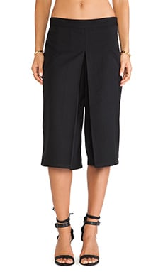 Maurie & Eve Evolve Culotte Short in Slate