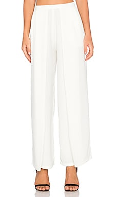 Maurie & Eve Nielson Pant in Butter Yellow