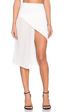 Maurie & Eve Felix Skirt in White