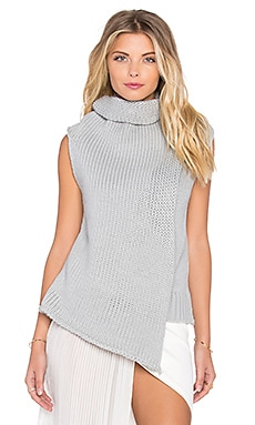 Maurie & Eve Adele Top in Gris