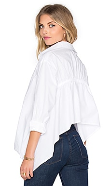 Maurie & Eve Somerset Shirt in White